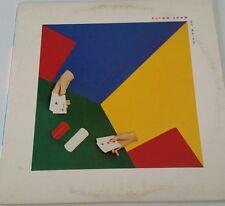 "Elton John ""21 At 33"" Classic Vinyl LP MCA-5121 W/ Inserts"