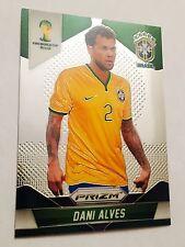 carte  football Prism Fifa world cup Brazil 2014 N*105 BRAZIL  Panini card
