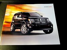 2008 DODGE NITRO SALES BROCHURE for FULL PRODUCT LINE-NEW