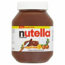 Nutella Spread 1kg (Pack of 6)
