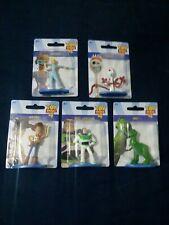 "Mattel Toy Story 4 Toys Mini Figures 2""( Lot of 5)"