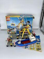 Lego 6541 - Intercoastal Seaport - 1991