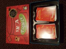 In A Pickle: The What's In a Word Card Game Complete Gamewright 2004