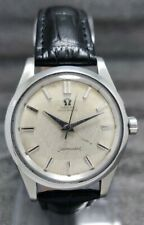 60's Vintage Omega Seamaster Ref.14710 Automatic Cal. 501 Swiss Made Men's Watch