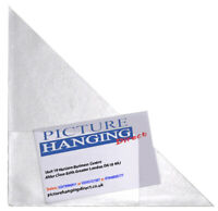 Double Corner & business card Triangular Sticky Back Clear Pocket Self Adhesive