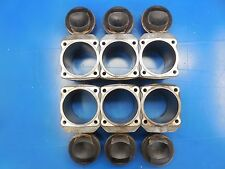 Porsche 911 964 3.6 OEM Set of Early MAHLE Pistons & Cylinders (GREAT CONDITION)