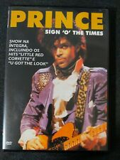 Prince;  Sign O the Times [DVD] Import, English Audio.