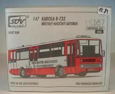 SDV 1/87 Made in Czech Bausatz Kit Karosa B-732 Autobus OVP #1284
