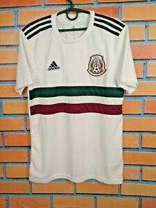 Mexico Jersey 2018/19 Away SMALL Shirt Football Soccer Adidas BQ4689