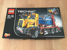 NEU & VERSIEGELT Lego Technic 42024 Container Truck