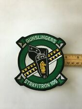 "Gunslingers STRKFITRON 105 4.5"" Patch"
