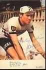 GUY MAINGON cp Signée cyclisme PEUGEOT Tour de FRANCE Cycling ciclismo cycling