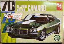 19701/2 Chevrolet Camaro Baldwin Motion, 1:25, AMT 855