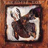 As I Die [EP] by Paradise Lost (CD, 1993, Metal Blade)