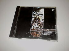 DEATH LINE - original soundtrack by WIL MALONE - CD 2001 MADE IN ENGLAND - ost -