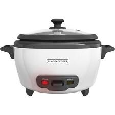 Black & Decker RC506 6-Cup Rice Cooker & Steamer