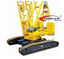 1:50 XUGONG Full hydraulic crawler 300 tons crane alloy model