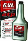 New ATP AT-205 Re-Seal Stops Leaks 8 Ounce Bottle