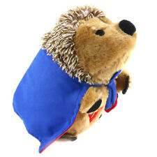 9.8'' Squeaky Hedgehog Plush Toy Squeaker Sound Puppy Chewing Training Dog Toys
