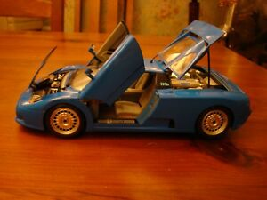 1/18 Bugatti EB 110 Quad Turbo V12 Coupe 1991 Rare
