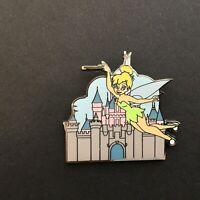 Disney Parks Adventure Starter Pin - Tinker Bell at DLR Castle Disney Pin 88736
