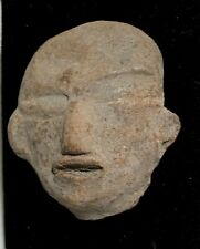 Carved Stone / Pottery Native Artifact Figurine Statues Mayan, Egyptian, African