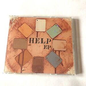 Various – Help EP CD single RADIOHEAD PJ Harvey GURU Portishead