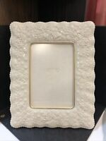 "LENOX 5"" x 7"" Picture Frame - Wedding Promises Collection - VGUC"