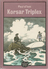BUCHCLUB 65: KORSAR TRIPLEX