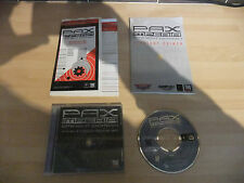 PAX IMPERIA - Eminent Domain Pc Cd Rom CD BIG BOX VERSTION WITH MANUAL DISC MINT