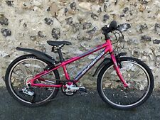 Islabikes Isla Beinn 20 Small Pink - Just Serviced, Good Cond! With Accessories