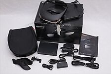 HMZ-T3W Personal 3D Viewer Sony Wireless Head Mounted Display used very good