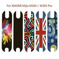 Für XIAOMI Mijia M365 Pro Elektroroller E-Scooter Pedal Sandmatte Grip Aufkleber