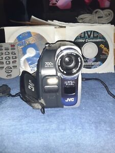 Jvc Camcorder X700 Zoom With Accessories And More