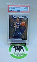 2019-20 Panini Mosaic NBA Basketball Debut Ja Morant RC PSA 10 GEM Grizzlies
