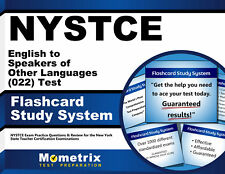 NYSTCE English to Speakers of Other Languages (022) Test Flashcard Study System