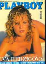 Playboy 1995/05 (Eva Herzigova - Bo Derek)