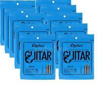 10pcs ELECTRIC GUITAR STRINGS 60X Orphee-RX15 REGULAR SLINKY(.009-.042) O8K7