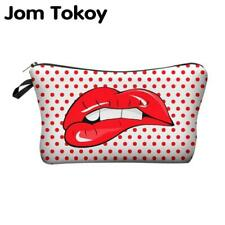 Makeup Bags With Multicolor Pattern Cute Cosmetic Organizer Bag Pouchs