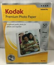 "400 Sheets 10 PACKS KODAK ULTRA PREMIUM GLOSS PHOTO PAPER 6 x 4"" WITH BONUS PACK"