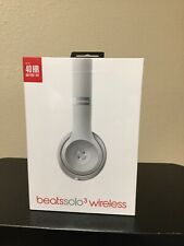 Beats by Dr. DreBeats Solo3 Wireless Headband Headphones - Silver