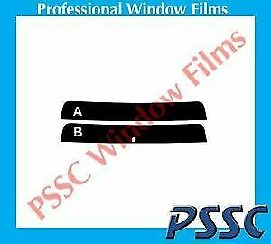 PSSC Pre Cut SunStrip Car Auto Window Films - Mazda Premacy MPV 2011-2016
