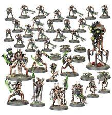 Indomitus Necron Army Half | New on Sprue | Warhammer 40k | 9th Edition
