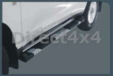 Toyota Land Cruiser V8 2008-Onwards Running Boards Side Steps Exterior Part