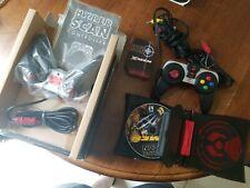 Hyperscan Mattel 2006 System 2 Controller W/X-men Disc 9 CARDS NO POWER ADAPTER