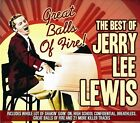 THE BEST OF JERRY LEE LEWIS (NEW SEALED CD) GREAT BALLS OF FIRE!