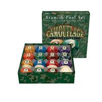 Vintage Aramith Pool Balls Belgian Billiard Ball Complete Set Original Box NEW