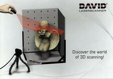 David 3D Laserscanner