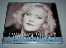 Maxi / EP CD - Angelika Milster - Ich liebe Dich - 1993 (s3)