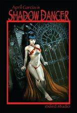 April Garcia's SHADOW DANCER Comic Book *Back In Stock*